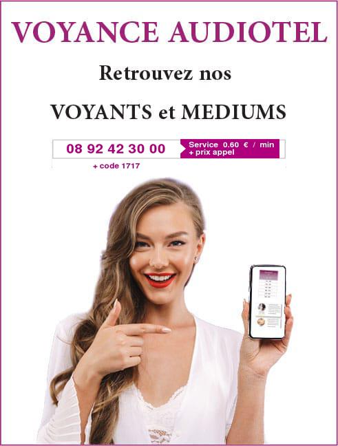 numéro voyance audiotel France